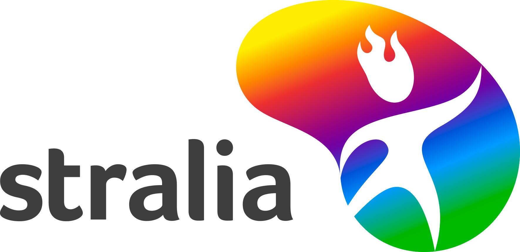 Stralia logo
